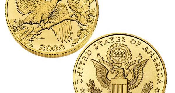 Bald Eagle Coins