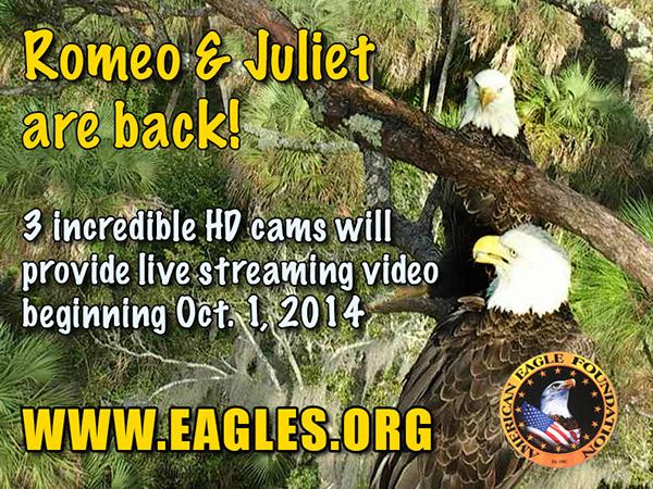 Season begins Oct. 1, 2014
