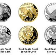 Gold, Silver, & Clad coins