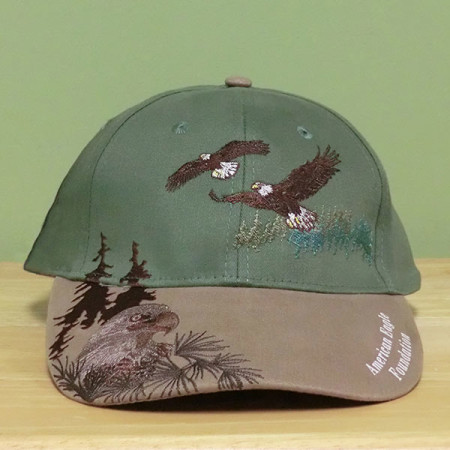 Embroidered AEF hat