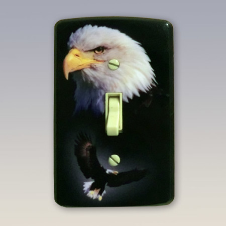 Eagle Light Switch Cover