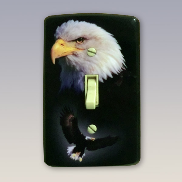 Eagle Light Switch Cover American Eagle Foundation