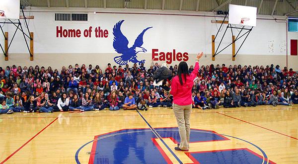Educational Presentations – American Eagle Foundation