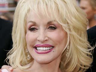 Dolly Parton names young Bald Eagle.