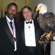 Denzel Washington, Al Cecere & CHallenger