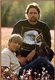Jonathan Taylor Thomas, Al Cecere, and Owl-X