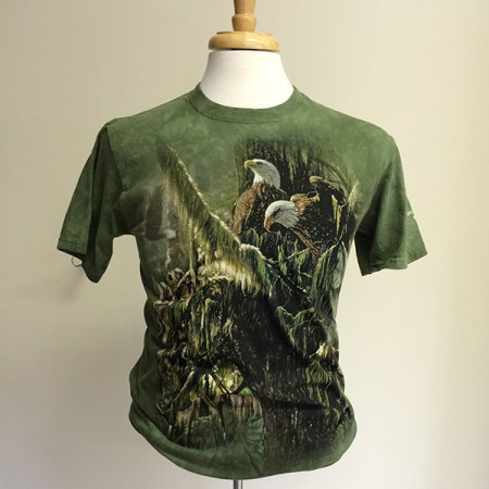 Two Bald Eagles Tee