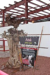 Tribal aviary