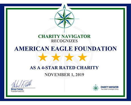 AEF Receives 7th Consecutive 4-Star Rating from Charity Navigator